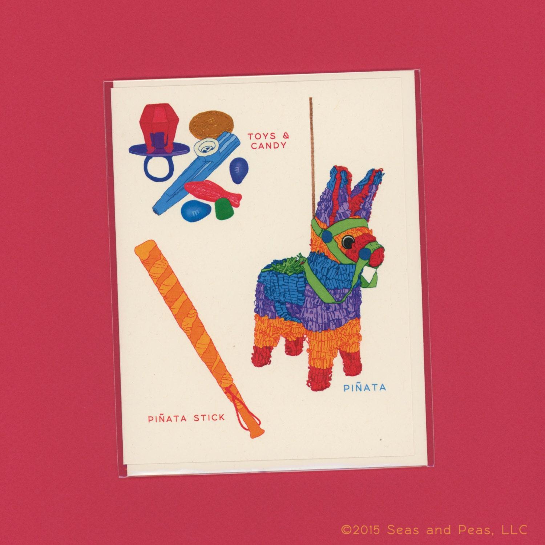 Donkey card – Donkey Birthday Card