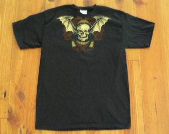 AVENGED SEVENFOLD A7X Rock Band concert T Shirt MEDIUM