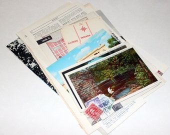 Kentucky - United States Vintage Travel Collage Kit