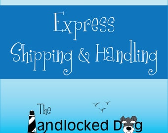 Rush My Order with Express Shipping To United States Only