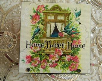 Home Tweet Home Napkin Holder Kitchen