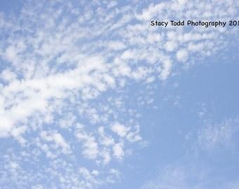 Cloud Overlay Set