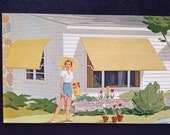 MCM Alumaroll House Products Adorable Homeowner Gardening