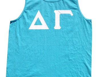 Delta Gamma - Tank Top NEW