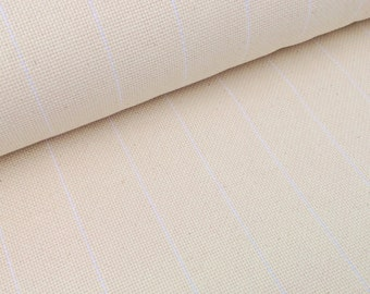 """One Yard Cotton Monks Cloth for Rug Hooking, 36"""" x 60"""", J685"""