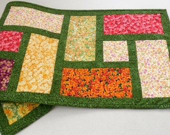 Garden Path Table Runner-Free Shipping to US and Canada