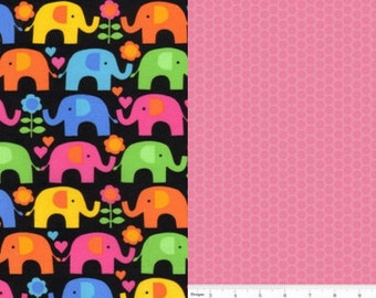 Girlie Elephants Drool Pads