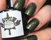 "Death from ""No Forgiving You Now Nail Polish Collection 15ml 5-Free"