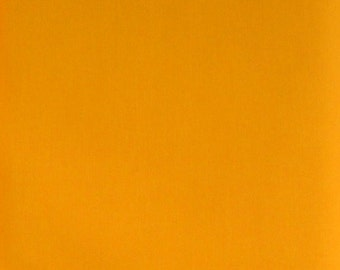 Yellow Bella Solids Fabric, Moda Fabrics, 100 Percent Cotton, 1 yard cut