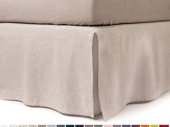 You searched for: linen bedskirt! Etsy is the home to thousands of handmade, vintage, and one-of-a-kind products and gifts related to your search. Linen bed skirt, queen bedskirt, bed valance, king bed skirt, linen dust ruffle, ruffle bedding, ruffled bed, custom bedskirt Linen bedskirt, linen bed skirt, linen skirt, bed ruffles.