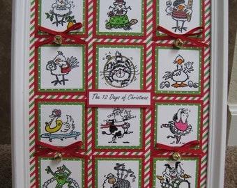 12 Days of Christmas - Holiday Decor