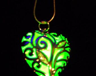Free Shipp-Jewelry Glow-Jewelry.Glow in the dark Jewelry-Women's Jewelry-Glow in the dark-Jewelry Silver