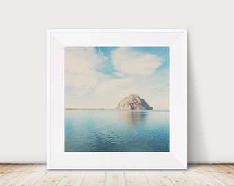 Morro rock photograph Morro Bay photograph California photograph pacific ocean photograph travel photography landscape photograph