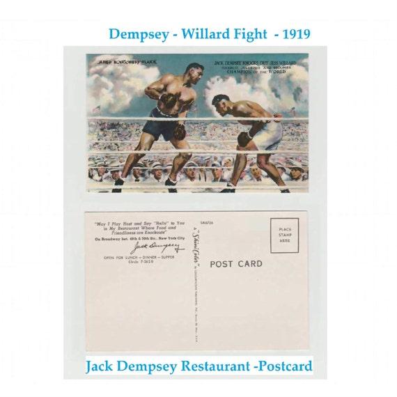 jack dempsey essay