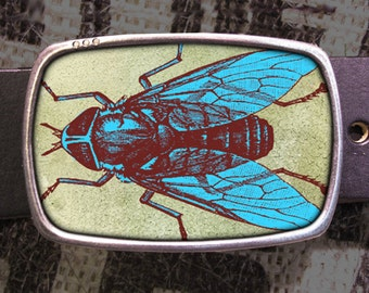 Fly Belt Buckle, Bug Belt Buckle 320