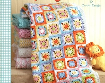 Rag Crochet Baskets Amp Rugs Pattern Book To By