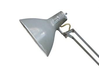 Vintage Industrial Articulating Table Lamp