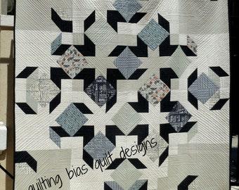 Pedestal Quilt Pattern