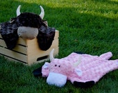 Made to Order - Soft and Snug-able Yak Animal Blanket
