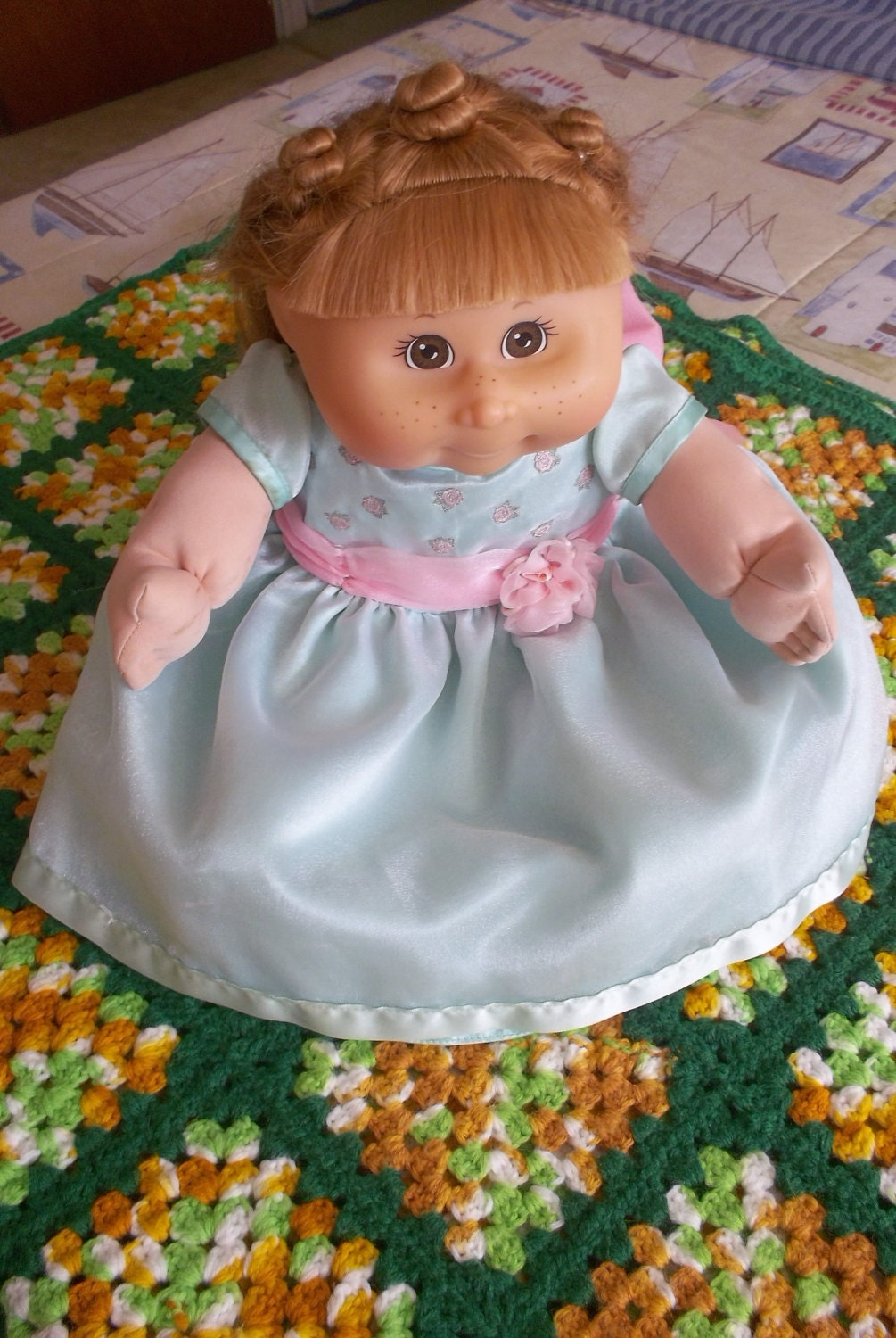 Cabbage Patch Kids Doll 20 Inches Babyland General By