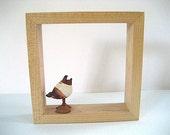 Floating Shelf - Shadow Box - Decorative Shelf - Handmade Maple Shelf - Floating Shelf - Decorative Shadow Box - Wood Shelf  - Display Shelf