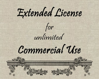 Extended License for Unlimited Commercial Use