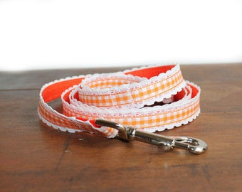 Girly Dog Leash in different colors