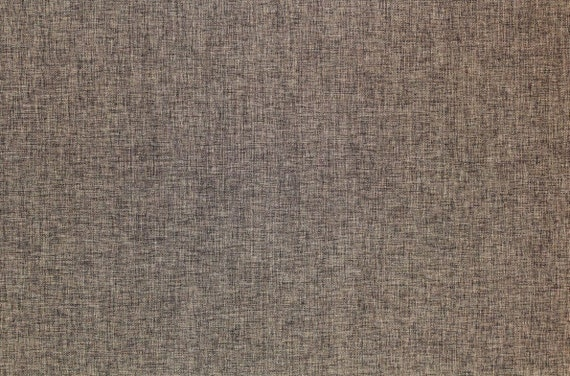 Items similar to metallic textured linen look wind black - Fabric that looks like metal ...