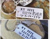 Best Catch EVER keychain