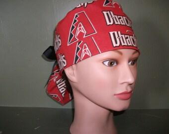 Arizona   Ponytail scrub cap