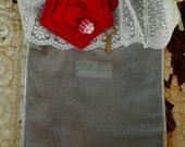Bohemian Bag  Gift Bag Hobo Bag Gypsy Bag Boho Bag Tote Recycled Upcycled #11