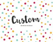 Custom Listing for Kerri