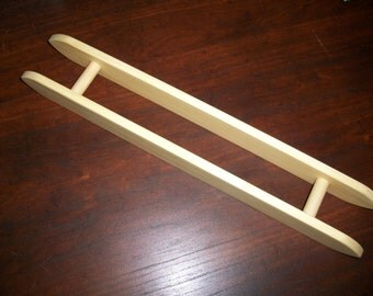New Wooden Rag Shuttle Weaving Loom