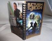 Star Wars Return of the Jedi 1997 special edition VHS Tape Box Notebook
