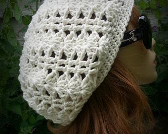 Organic Cotton Hat Organic Cotton Clothing Organic Cotton Crochet Hat Slouchy Cotton Hat Womens Cotton Hats Beanie Cotton Hats Free Shipping