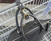hand bag security straps, wired cored hand bag straps. purse straps .leather lanyards. security straps