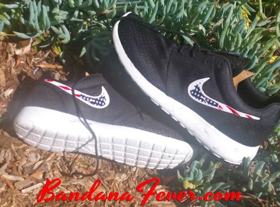 1904721c6de5 hot sale Nike American Flag Roshe Run Men s by BandanaFeverDesigns on Etsy