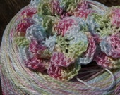 LAST AMOUNT - Perle Cotton Size 5 - Hand Dyed - Sorbet - Embroidery Thread - Your Choice of Amount