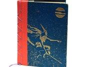 Repurposed Book Journals