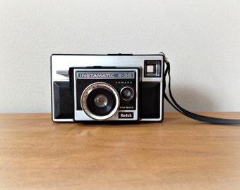 Vintage Camera Kodak Instamatic X-35 1970s Photography