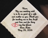 Embroidered Mother of the...
