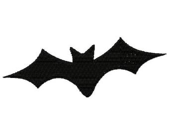 Halloween Bat Embroidery Design - Instant Download