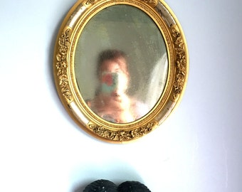 Antique  mirror / frame