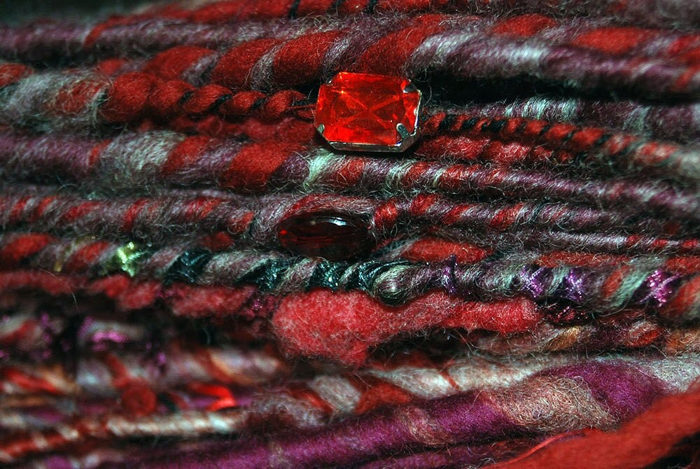 marsala art yarn