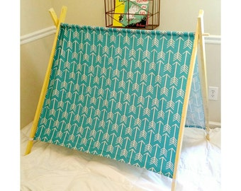 A Frame Teepee for Kids
