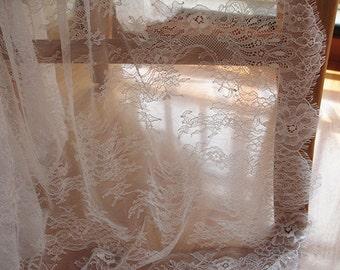 chantilly lace fabric, bridal lace fabric