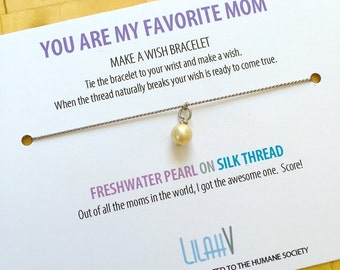 You are my favorite MOM >> pearl