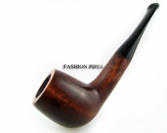 "NeW Tobacco Pipe ""Canadian"" Carving Handmade Smoking Pipe/Pipes-Tobacco pipes-Wood pipe/pipes 5.5'' Designed for Pipe smokers"