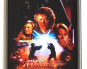 Star Wars: Revenge of the Sith Movie Poster Fridge Magnet (2 x 3 inches)