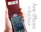 iPhone Leather Wallet any...